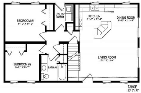 950 sq ft small house plan 950 sq ft house plans bring out my