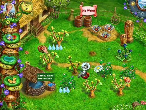 Gamis Big Flower magic farm ultimate flower catalogue portal2u