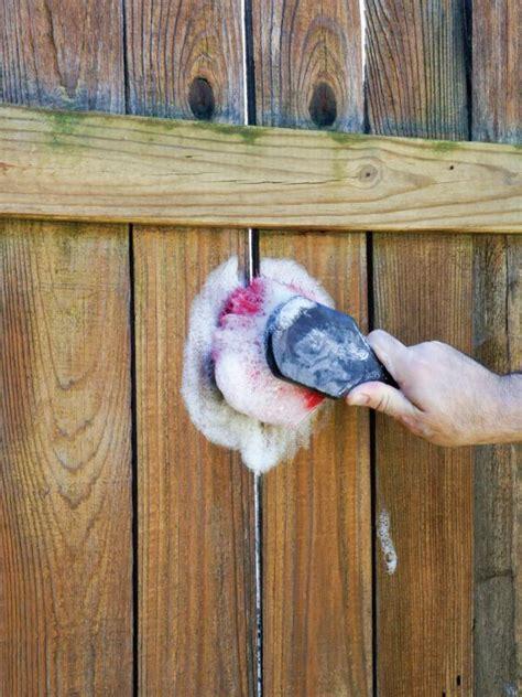 paint  fence hgtv