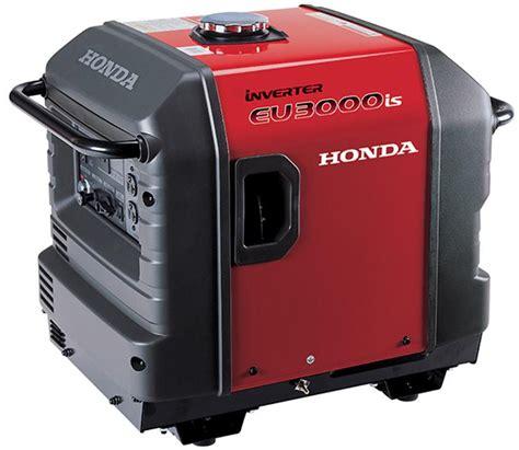 Senter Swat 3000 Watt honda eu3000is watt electric start ultra generator sportsman s warehouse