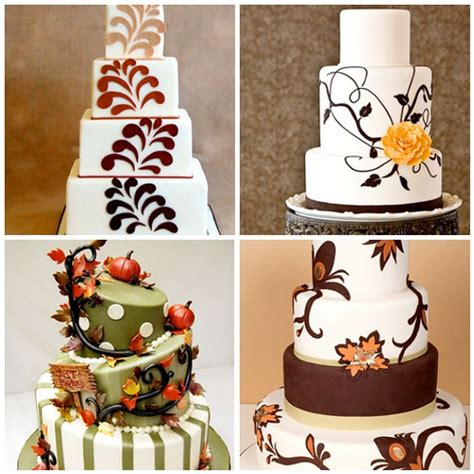 wedding cake ideas for fall flickr photo