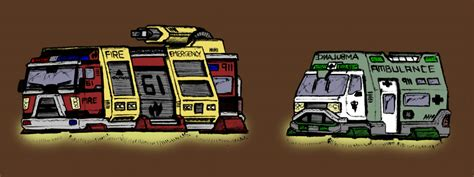 Lu Emergency 0 lu ng emergency vehicles by thizorac on deviantart