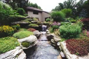 design water feature choosing a landscape water feature design