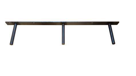 32 Floating Shelf by 32 Heavy Duty Floating Shelf Bracket Walnut Wood Works