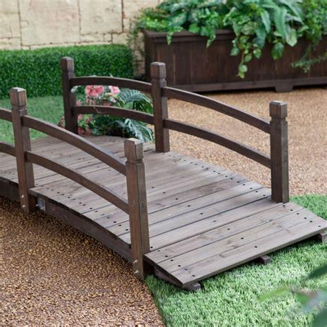 wooden garden bridge 17 of 2017 s best garden bridge ideas on pinterest