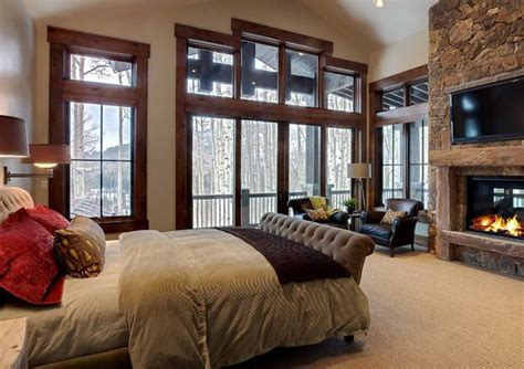 Master Bedroom Fireplace Ideas by 14 Gorgeous Master Bedroom Designs With Beautiful Fireplace