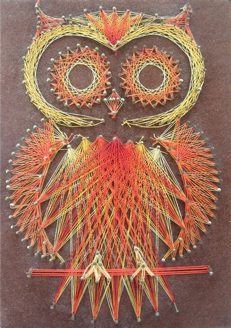 String Etsy - owl string