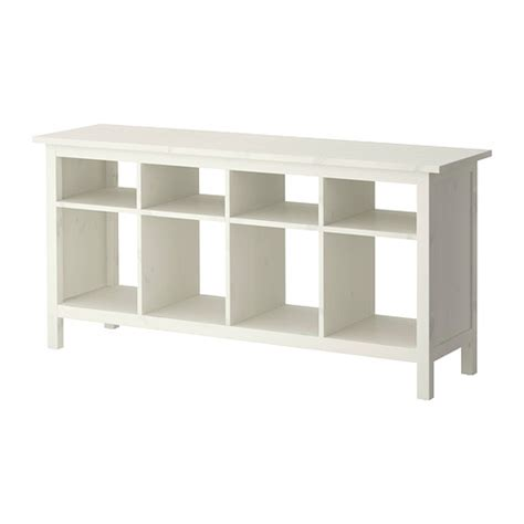 ikea hemnes console table hemnes sofa table white stain ikea