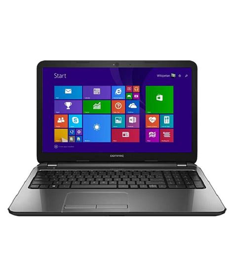 Ram Laptop Compaq hp compaq 15 s106tu notebook k8t83pa 4th intel i5 4gb ram 1 tb hdd 39 62 cm 15 6