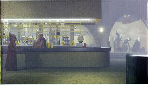 star wars printable diorama backgrounds custom cantina diorama updated images 10 02 page 2
