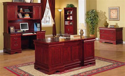 Cherrywood Furniture by Classic Office Furniture For Home Office