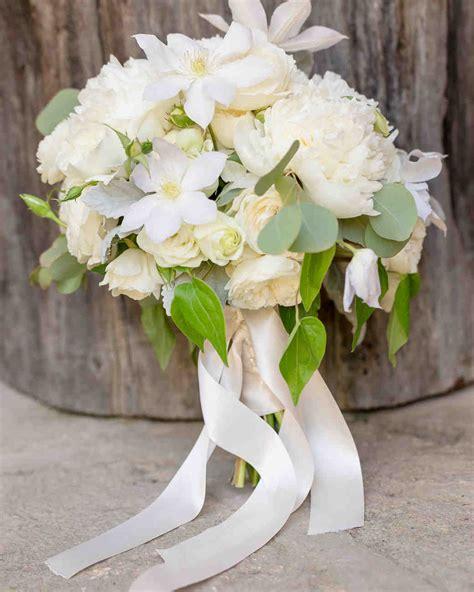 Wedding Bouquet And White by 64 White Wedding Bouquets Martha Stewart Weddings