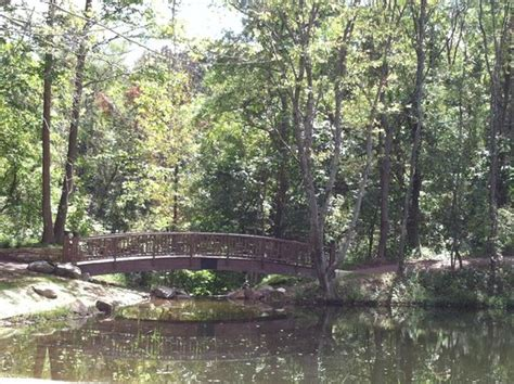 Botanic Gardens Pittsburgh Lotus Pond Bridge Picture Of Pittsburgh Botanic Garden Oakdale Tripadvisor