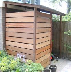 25 best ideas about outdoor storage on