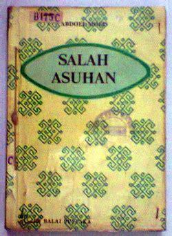 Novel Salah Asuhan By Ad Bookstore novel abdoel moeis salah asuhan cetakanxiii bale buku