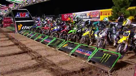 las vegas motocross race race day live 2015 las vegas finals 450sx highlights