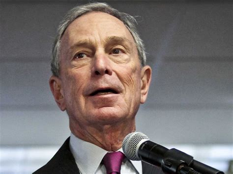 Bloomberg To 50 Mba by Mike Bloomberg Spend More Than 50 Million On Gun