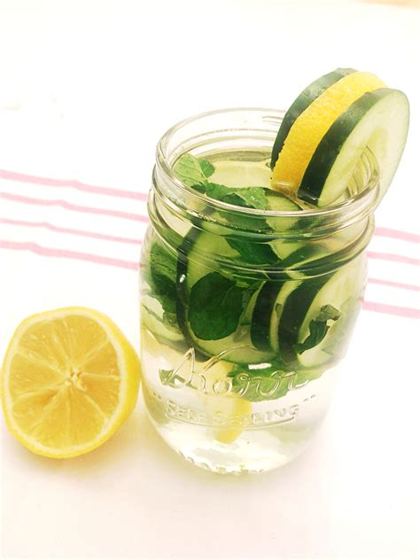 Lemon Cucumber Mint Detox Side Effects by 8 Reasons You Should Drink Cucumber Water Every Day 5
