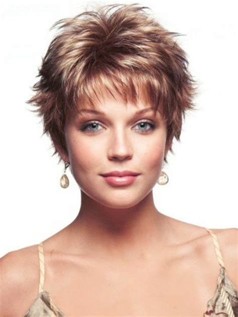 short spiky hair styles for fine thin and limp hair short hairstyles modern very short trendy my style
