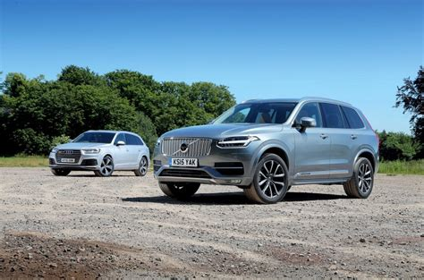 Buying A Used Audi Q7 by Buying Used Audi Q7 Vs Volvo Xc90