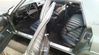 1972 chevrolet impala 4 door for sale photos technical