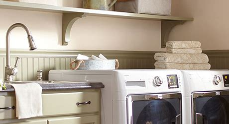 laundry room shelving ideas laundry room storage and shelving ideas the home depot