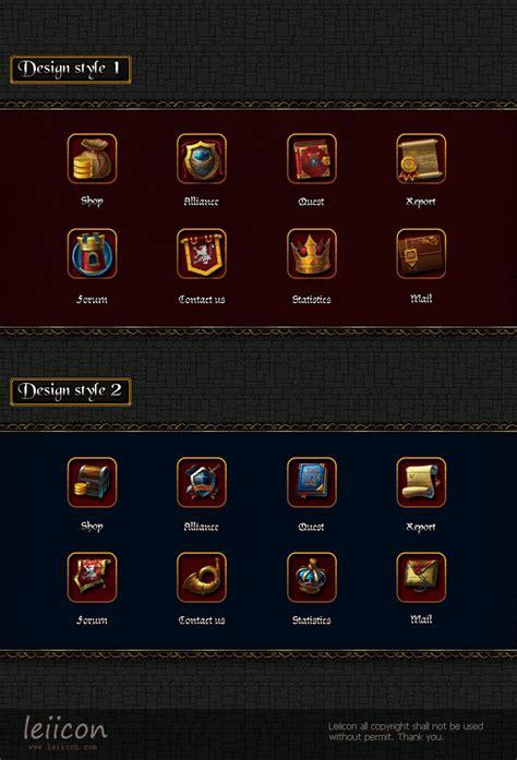 design icon game game icon design by leiicon on deviantart