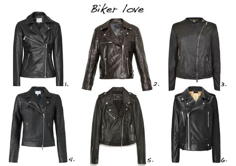 style staple the leather jacket the wardrobe staple the biker jacket here are 18 style