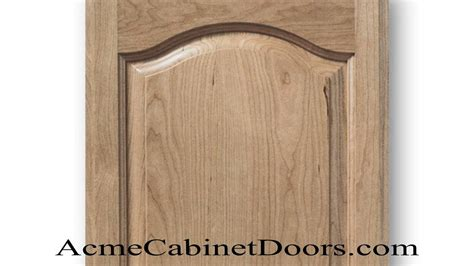 Cathedral Cabinet Doors by Unfinished Cherry Cathedral Arched Raised Panel Cabinet