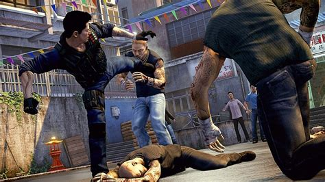 vendita sleeping dogs definitive edition dayone edition playstation sleeping dogs definitive edition day one edition pc square enix store