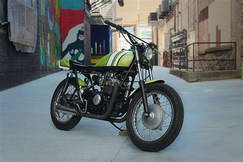 Kawasaki Traker kawasaki kz400 tracker by one15 design bikebound