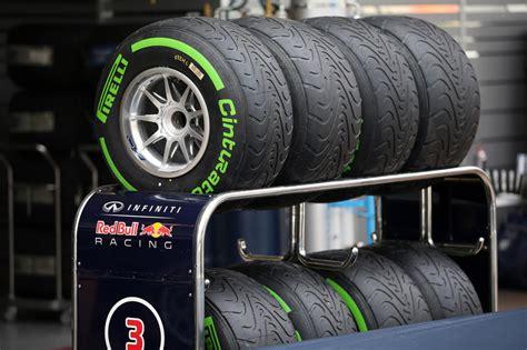 pneumatici da bagnato f1 pirelli test per le gomme da bagnato