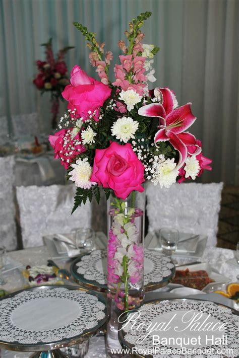 quinceanera centerpieces ideas pink centerpieces for quinceaneras www imgkid the