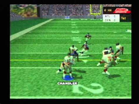 nfl quarterback club  nintendo  youtube