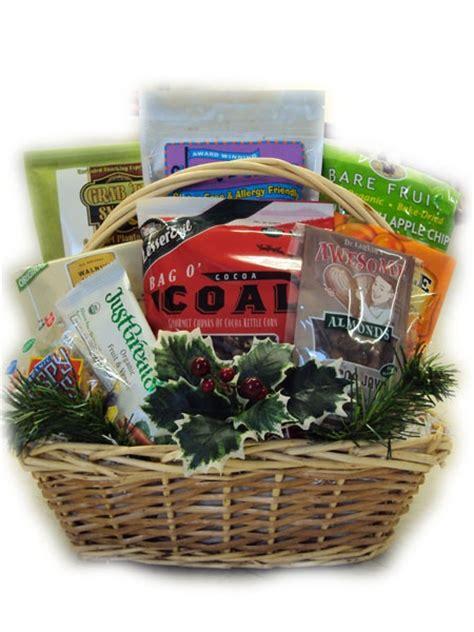 gluten free christmas gift basket celiac disease gluten