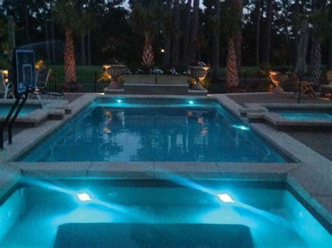 barcelona large fiberglass inground viking swimming pool