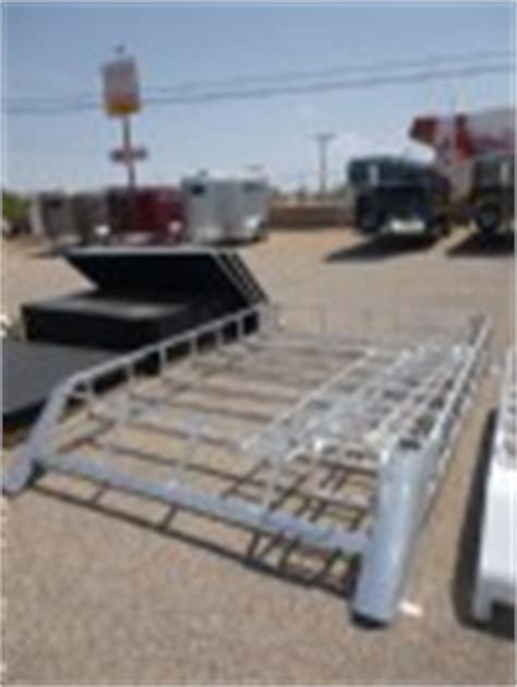 Aluminum Hay Rack by Trailer World Parts For Sale