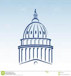 capitol silhouette vector images amp pictures becuo