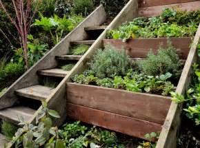 Ideas For A Slope Small Outdoor Garden Designs
