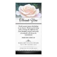 memorial donation card template thank you note funeral etiquette donation funeral thank