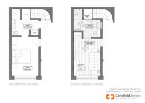 converting garage into living space floor plans sle floor plan for 2 car garage conversion to 1 bedroom