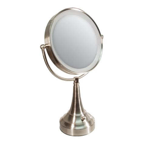 Zadro Vanity Mirror by Maxiaids Zadro Led Lighted 10x 1x Vanity Mirror
