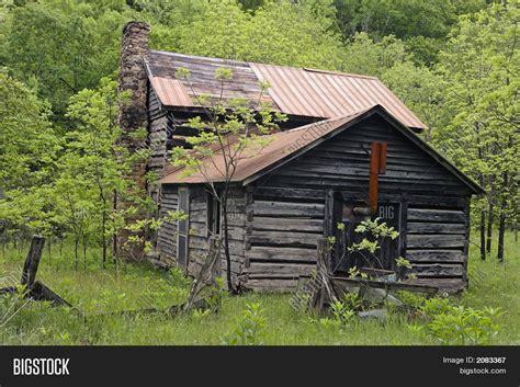 Log Cabins West by Log Cabin Rural West Virginia Image Photo Bigstock