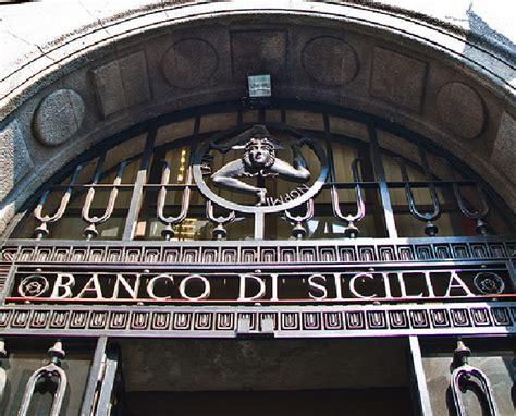 il banco di sicilia il banco di sicilia testa di ponte nel mercato credito