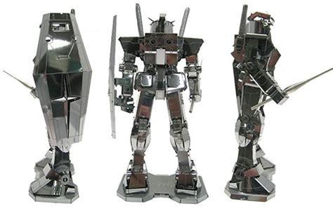 Kaos Oceanseven Gundam Mobile Suit 26 30 japan trend shop metallic nano puzzle mobile suit gundam