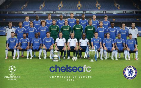 Chelsea Fc Squad | chelsea fc squad picture 2012 13 football club pictures