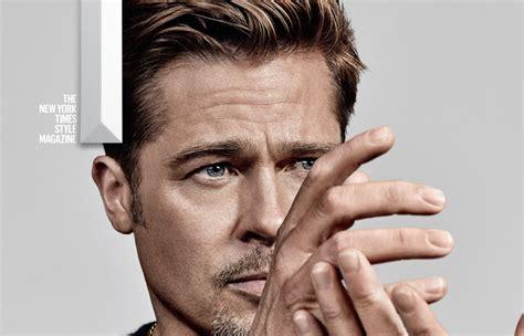 Pitt On by Brad Pitt Talks Donald Brexit For T S