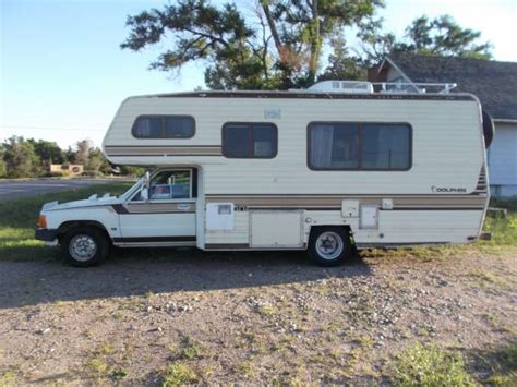 toyota dolphin motorhome  sale  fort collins