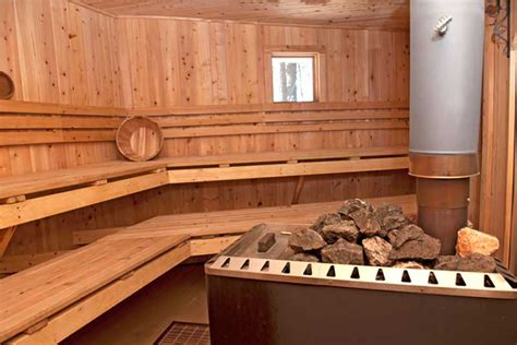 Sauna Room Near Me by