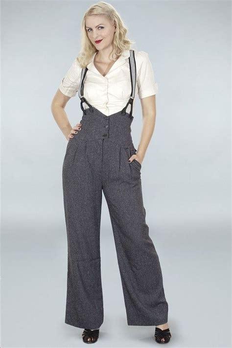 Swing Mode Stil by 220 Ber 1 000 Ideen Zu Damen Hosen In Marlene Stil Auf